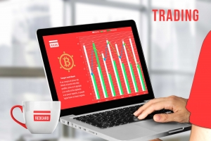 Trading bitcoin vault