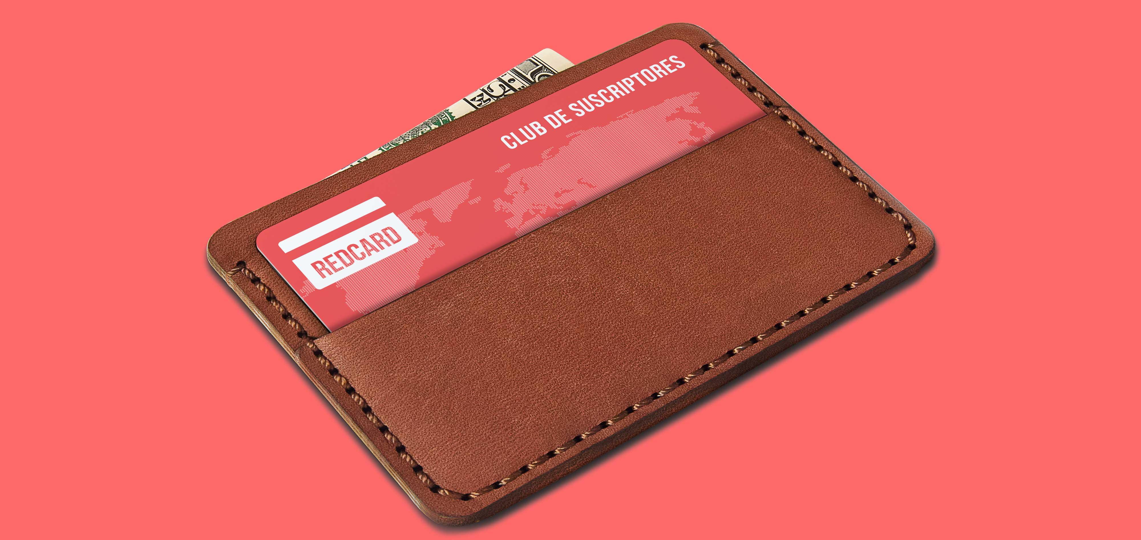 Billetera Redcard