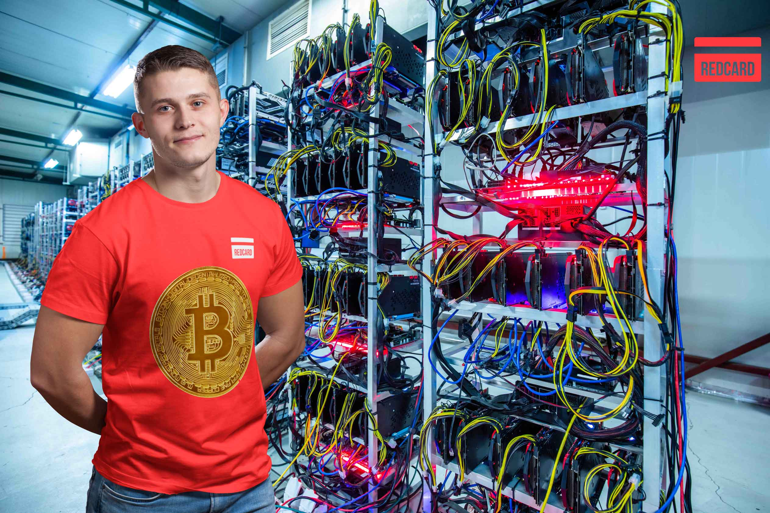 Bitcoin model pool mining
