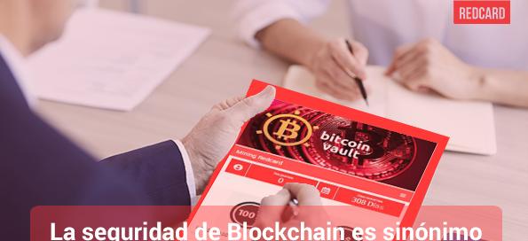 Seguridad bitcoin vault