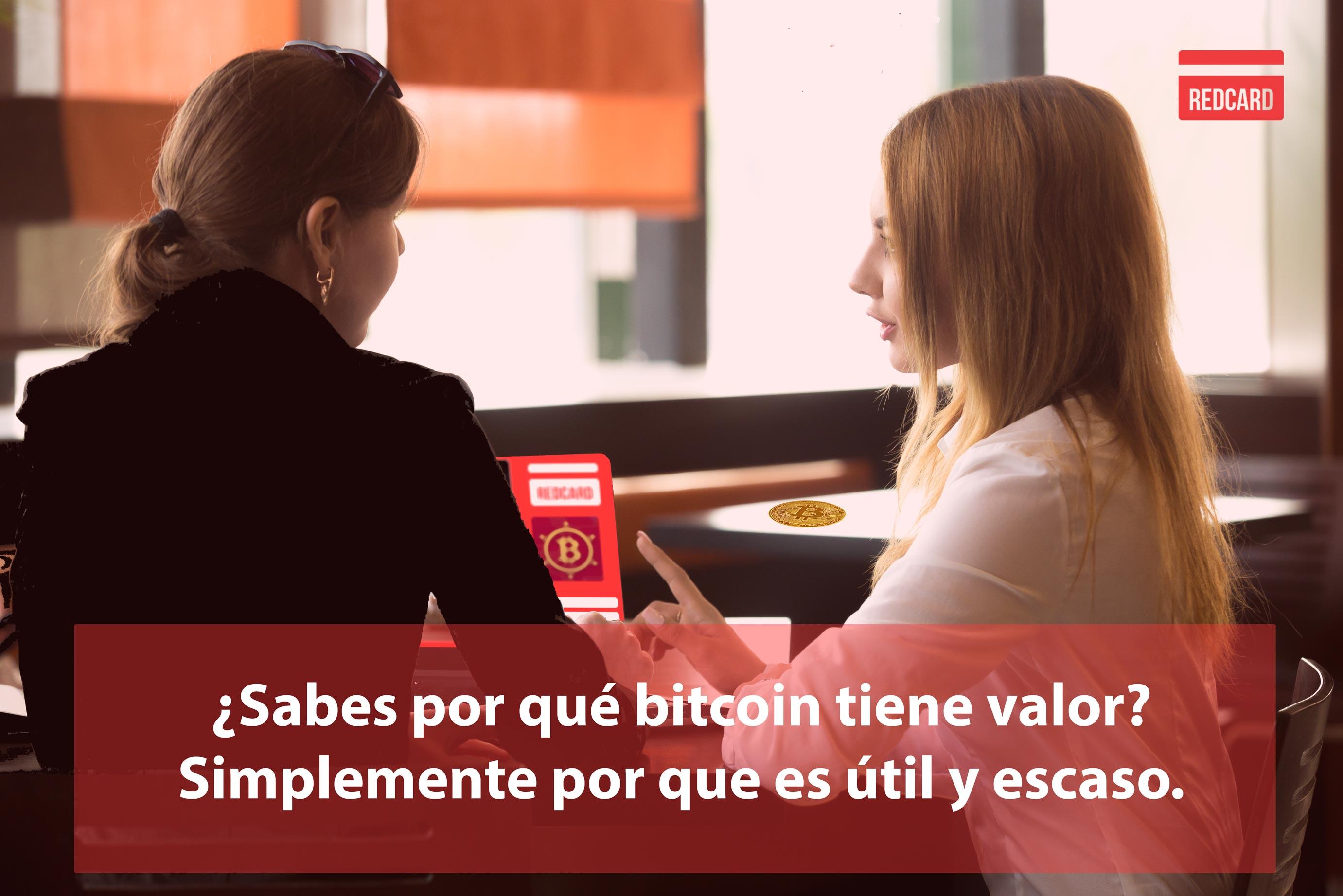 Sabes por qué bitcoin tiene valor