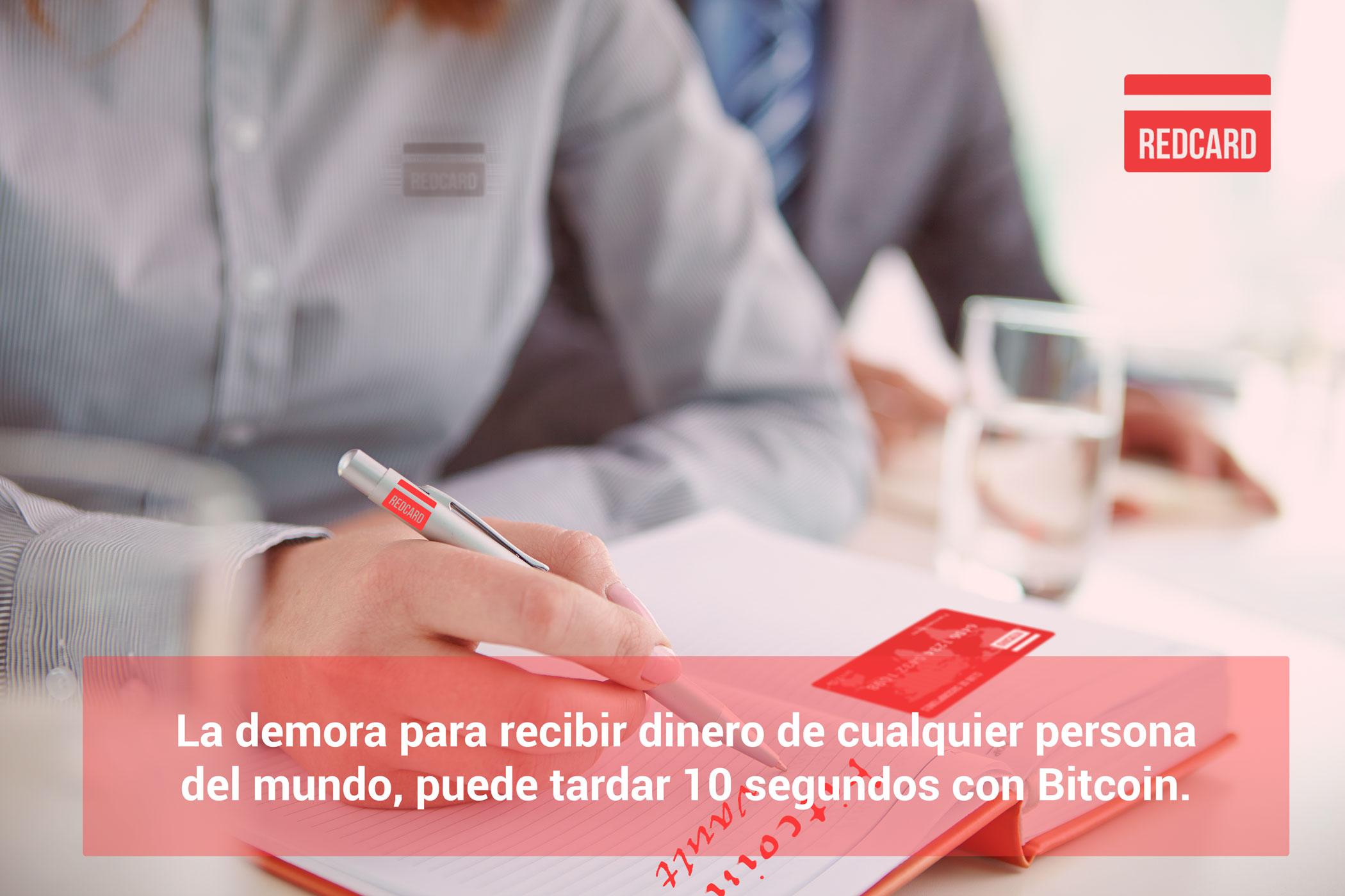 Tiempo de transacción bitcoin