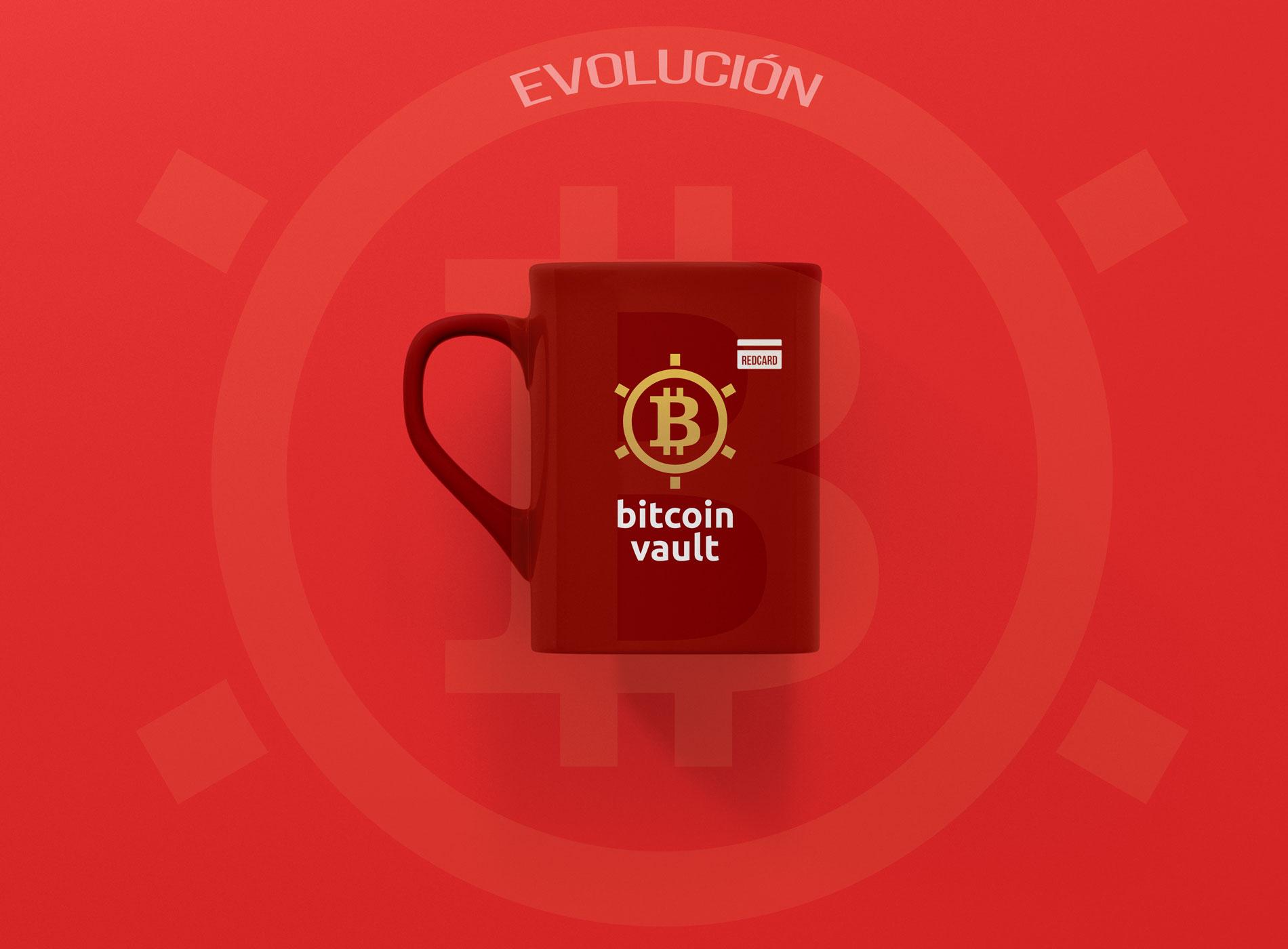 Evolución del bitcoin vault