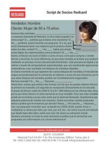 Script 50 mujer